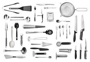 coltelli e utensili da cucina
