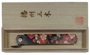 couteaux pliant japonais higo